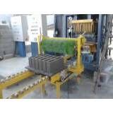 Empresa ou fabricação bloco feito de concreto no Brooklin