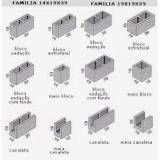 Empresas de bloco feito de concreto na Cidade Jardim