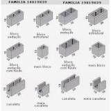 Empresas de bloco feito de concreto na Penha