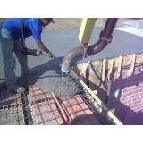 Empresas de bombas de concreto em São Vicente