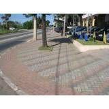 Empresas de tijolos intertravados na Vila Buarque