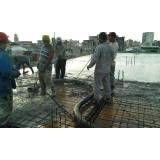 Fábrica de concreto usinado na Aclimação