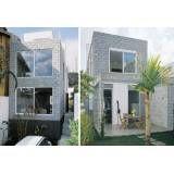 Fabricar bloco feito de concreto em São Vicente