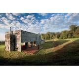 Fabricar blocos feitos de concreto na Água Funda