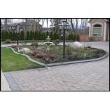 Informações de obra de tijolo intertravado no Jardim América