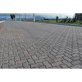 Informações de obras de tijolo intertravado em Brasilândia