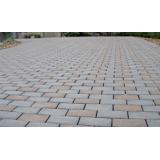 Informações sobre colocar tijolos intertravados em Cananéia