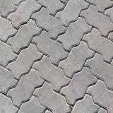 Obras de tijolo intertravado em Alphaville