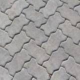 Obras de tijolo intertravado em Mauá