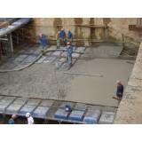 Onde achar concreto usinado na Cidade Jardim