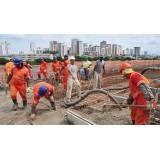 Onde achar serviço de concretagem  no Jardim Iguatemi