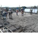 Onde achar serviço de concretos usinados em Santos