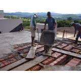 Onde achar serviços de concreto usinado em São Carlos