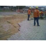 Onde achar tijolos intertravados em Franco da Rocha