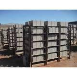 Onde fabricar bloco de concreto em Santo André