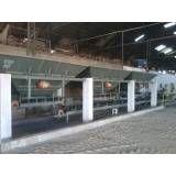 Onde tem bloco feito de concreto no Jaguaré