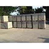 Onde tem blocos de concreto  em Jaboticabal