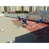Onde tem serviço pisos concreto no Itaim Paulista