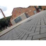 Onde tem tijolo intertravado no Jardim São Luiz