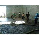 Preço de fábrica de concreto usinado em Araçatuba