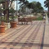Preço de obras de tijolos intertravados em São Bernardo do Campo