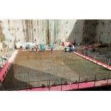 Preço de serviço de concretos usinados no Parque do Carmo