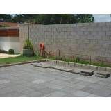 Preço de serviço piso concreto no Campo Grande