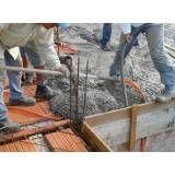 Preço de serviços de concretos usinados na Água Branca