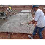 Preço de serviços piso concreto na Cidade Tiradentes