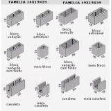 Preço para fabricar bloco feito de concreto em Santana