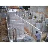 Preço para fabricar blocos de concreto no Grajau