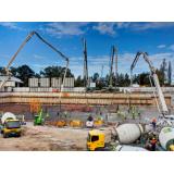 Preços de empresa de concretos usinados no Brás