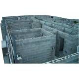 Preços de fábrica de bloco de concreto na Pedreira