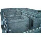 Preços de fábrica de bloco de concreto no Brooklin