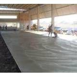 Preços de serviço de concreto usinado em Franca