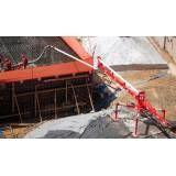 Preços de serviço de concretos usinados no Socorro