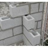 Preços para fabricar blocos feitos de concreto na Ponte Rasa