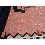 Principais vantagens do tijolo intertravado em Itatiba