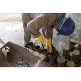 Serviço de concreto usinado no Ipiranga