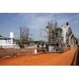 Serviços de concretos usinados em Bauru