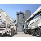 Serviços de empresa de fabricação de concreto em Pirapora do Bom Jesus