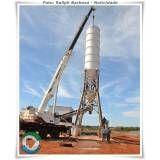 Serviços de empresas de fabricação de concreto no Rio Grande da Serra