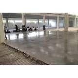 Serviços piso de concreto em São Carlos