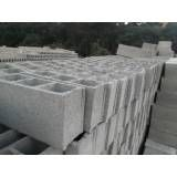 Valor de blocos de concreto  em Santana de Parnaíba