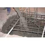 Valor de concreto usinado no Pari