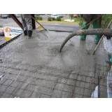 Valor de empresa de concretos usinados na Vila Esperança