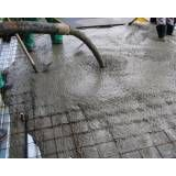 Valor de fábrica de concreto usinado em Mongaguá