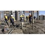 Valor de fábrica de concreto usinado em Santos