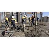 Valor de fábrica de concreto usinado na Anália Franco