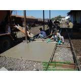 Valor de fábricas de concreto usinado na Freguesia do Ó